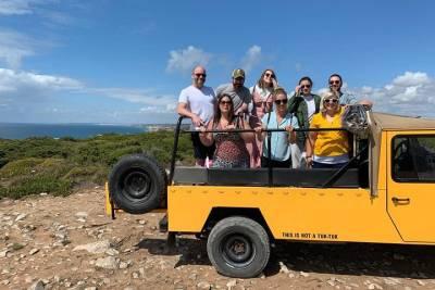 Tours with departure from Óbidos, Caldas da Rainha, Foz do Arelho or SM do Porto