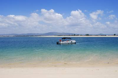 The Algarve's Ria Formosa Islands: a Small Group Boat Trip from Faro