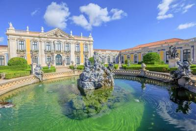 Lisbon's Palaces and Gardens, Private Tour, Full Day