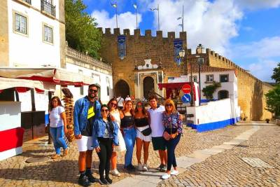 Obidos Medieval Village World Heritage Tour