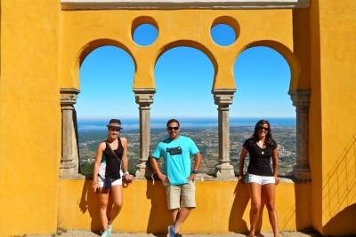 Sintra And Cascais Semi-Private Tour : Let us put Sintra in your Heart