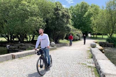 Electric Scooter Tour 3 Hours, Porto
