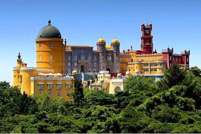 Private Tour from Lisbon to Sintra, Cabo da Roca, Cascais and Estoril