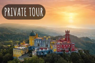 Discover Sintra's magnificence with a Fully Private and Customisable Tour !