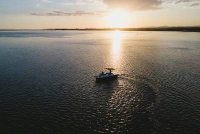Sunset Boat Trip: an Eco-friendly Tour of Ria Formosa on a solar boat from Faro