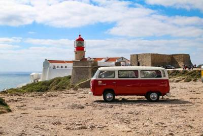 Lagos: Algarve Heritage Tour in a Volkswagen T2 Van