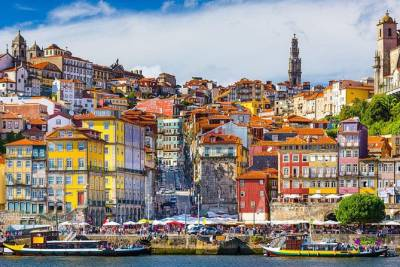 Porto City Center: Best of Porto Private Tour Half Day