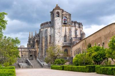 Knights Templar private tour in Tomar & Almourol