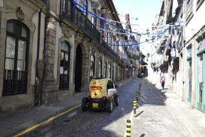 Porto Freedom - Explore the City at Your Will in an Electric Vehicle