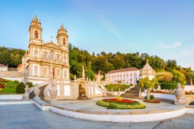 Braga: Half Day Private Tour from Porto