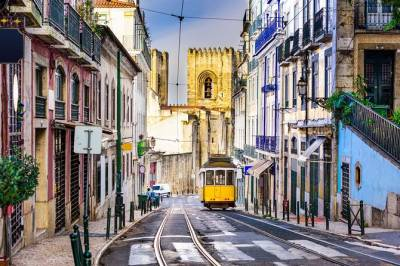 Best of Lisbon Tour, 5 days with Sintra, Cascais and Evora