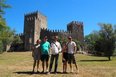 Guimarães Half-Day Tour from Braga and Guimarães