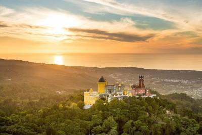 Sintra - Through Palaces and Royal Gardens Private Day Tour