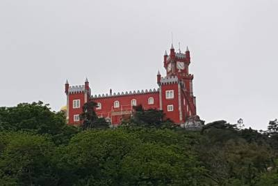 Sintra / Roca / Cascais