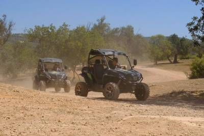 Buggy Off-Road Tour from Albufeira