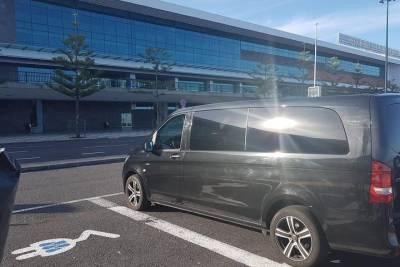 Transfer privado de Lisboa para Porto passando por Fátima, Coimbra e Aveiro
