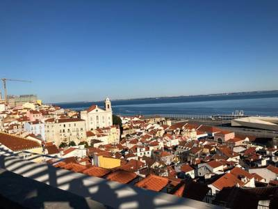 Classic Old Town Lisbon