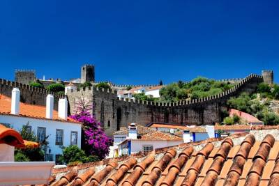 Half-Day Private tour to Obidos and Nazare From LISBON