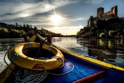Knight Templars Private Day Tour FROM LISBON - Almourol Castle and Tomar