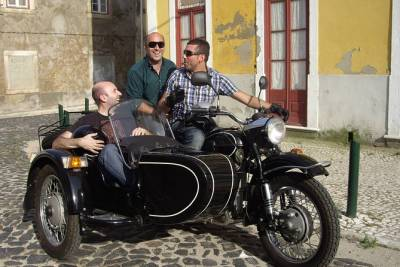 Private Tour: Best of Lisbon by Sidecar