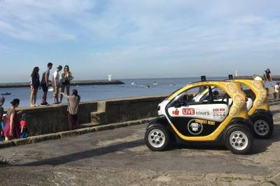 Porto Douro & Sea: Self-Drive Tour in an Electric Vehicle - Delivery Included