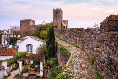 Obidos and Sintra Private Tour