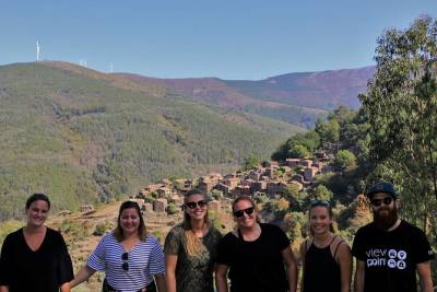 Private Day Trip to the Shale Villages in Coimbra
