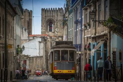 Lisbon city of the seven hills - Private Tour