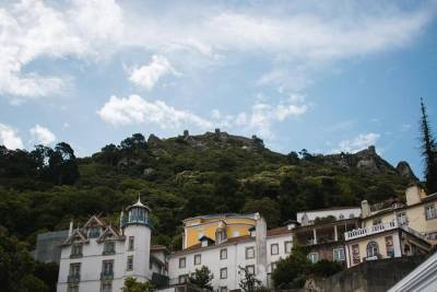 Sintra, Azenhas do Mar and Cabo da Roca Full Day Private Tour