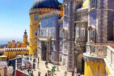 Tours from Lisbon to Mystic Sintra