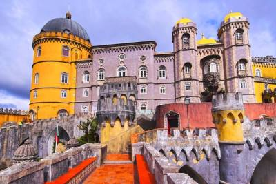 Private Tour: Sintra Day Trip from Lisbon Including Wine Tasting