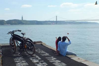 Lisbon Electric Bike Rental: From 4h to 24h