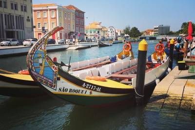 Aveiro and Coimbra day tour from Porto