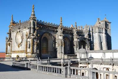 Coimbra and Tomar small-group full day tour from Lisbon with lunch