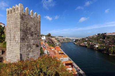 Porto City Tour Half Day - Private