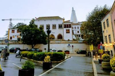Day Tour Sintra and Cascais