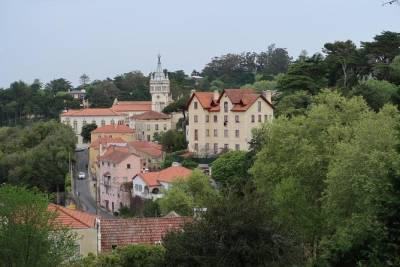 Sintra, Ericeira and Mafra (full day)