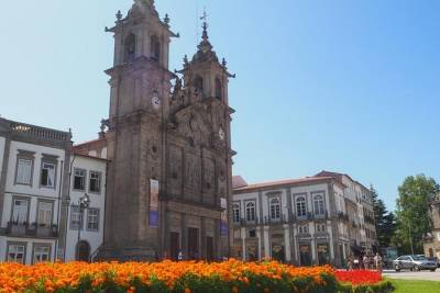 Braga Half-Day Tour from Braga and Guimarães