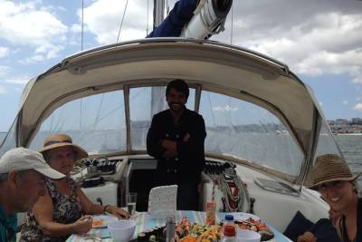 Sail and Sushi in Lisbon