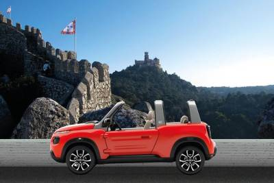 Sintra Electric Vehicle Half Day Tour