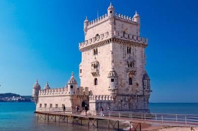 Lisbon Panoramic Half day