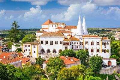 Sintra, Cascais and Estoril Coast Half-Day Trip from Lisbon