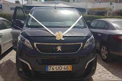 Private Transfer Western Algarve - Lisbon