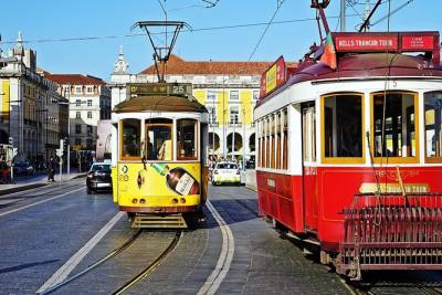 Half-Day Private Sightseeing in Lisbon