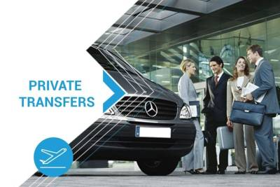 Private Departure from Lisbon City Center to Lisbon Airport (LIS)