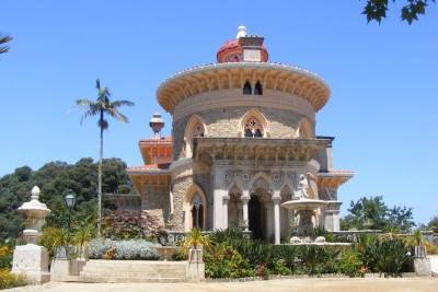 Special Private Half Day Tour to Palace Monserrate & Cabo da Roca, from Lisbon
