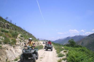 Quad-bike Gerês Tour, from Porto
