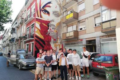 The Real Lisbon Street Art Tour