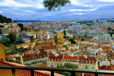 Private Full Day Tour Lisbon Panoramic & Sintra Village, from Lisbon