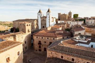 Private Tour to Evora and Merida - World Heritage City of the Roman Empire